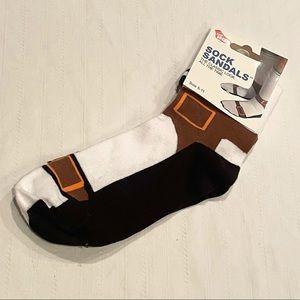 Silly Socks sandal socks